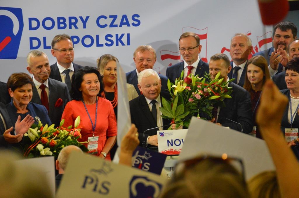 Nasze zwycięstwo będzie zwycięstwem Polski -mówił Jarosław Kaczyński w Nowym Sączu | Starosadeckie.info – starosadeckie.info