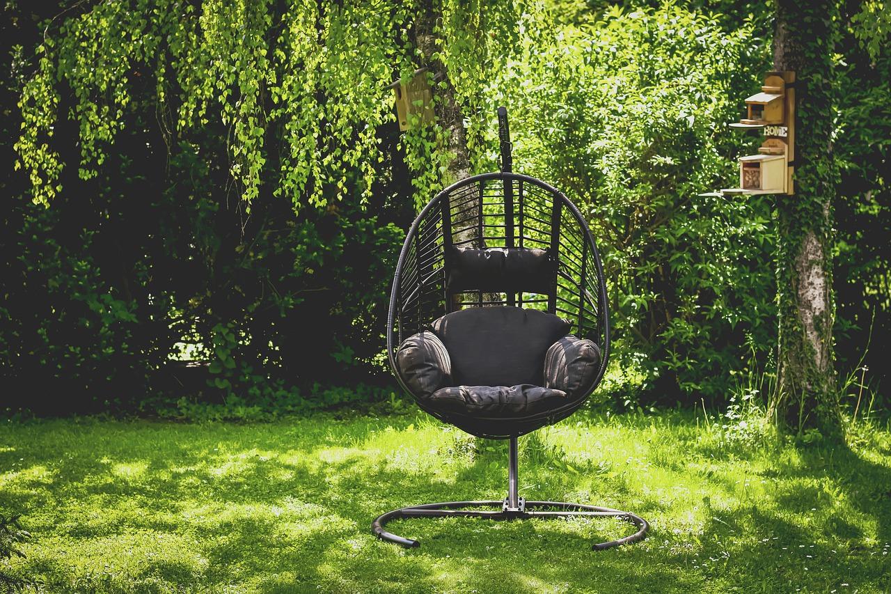 Kokon ogrodowy – najpopularniejsza wśród huśtawek