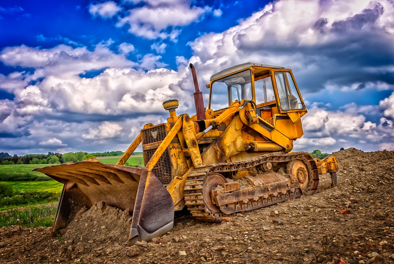 Czy marka maszyn budowlanych ma znaczenie?